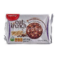 Munchy's Oat Renyah Coklat Pahit