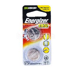 Energizer 2032 Baterai Lithium 3V