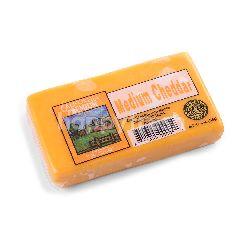 California Premium Medium Cheddar Cheese