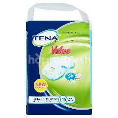 Tena Value Diapers L10