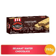 Selamat Sandwich Wafer Chocolate