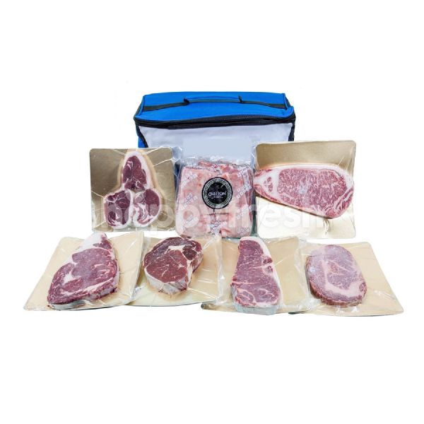 Product: Food Diary Meat Lover - Image 1