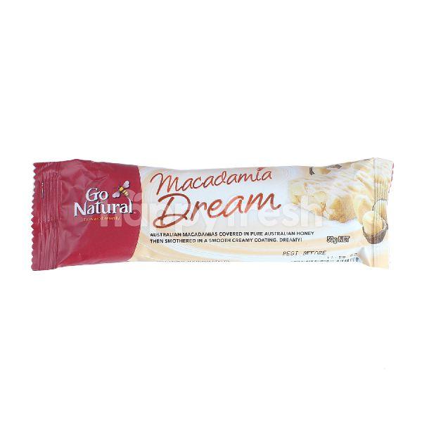 Product: Go Natural Macadamia Dream Yoghurt Bar - Image 1