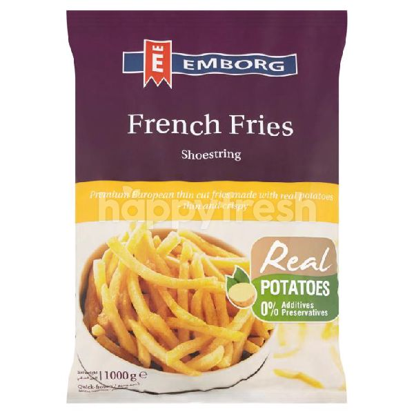 Product: Emborg Shoestring French Fries - Image 1