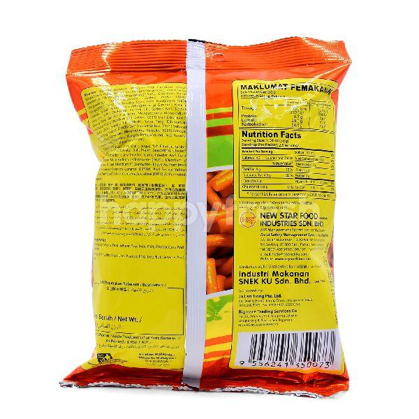 Product: SNEK KU Mi Mi Prawn Flavoured Snacks - Image 2