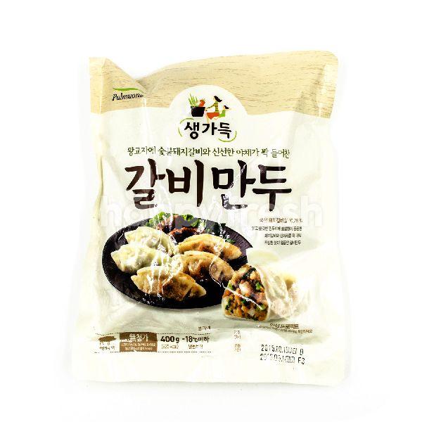 Product: Pulmuone Prairie Ribs Dumpling - Image 1