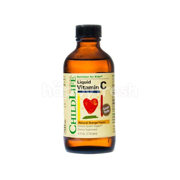Product: Childlife Liquid Vitamin C - Image 1