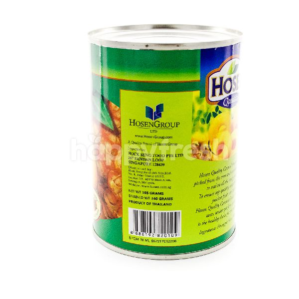 Product: Hosen Quality Pineapple Slices In Syrup - Image 3