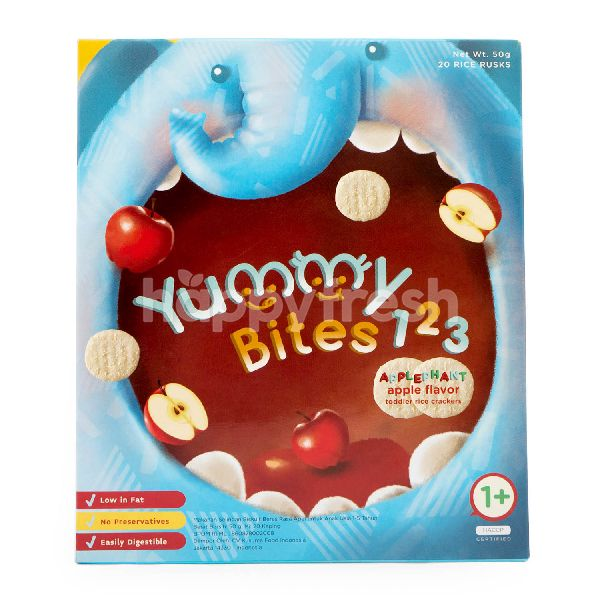 Product: Yummy Bites 123 Applephant - Image 1