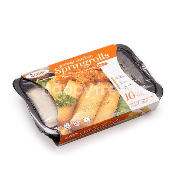 Product: VeriGold Potato Chicken Springrolls (10 Pieces) - Image 1