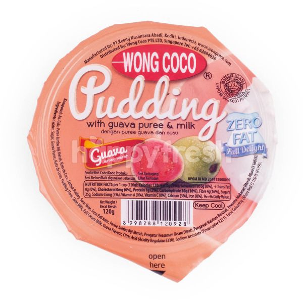 Product: Wong Coco Pudding Guava - Image 1