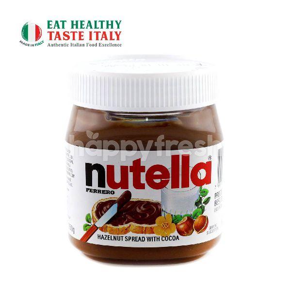 Product: Nutella Chocolate And Hazelnut Spread 350G - Image 1