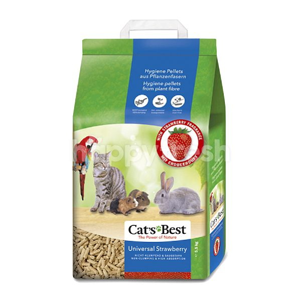 Product: Cat's Best Universal Strawberry Cat Litter - Image 1