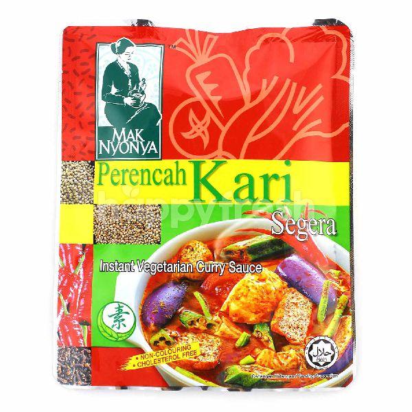 Product: Mak Nyonya Instant Vegetarian Curry Sauce - Image 1