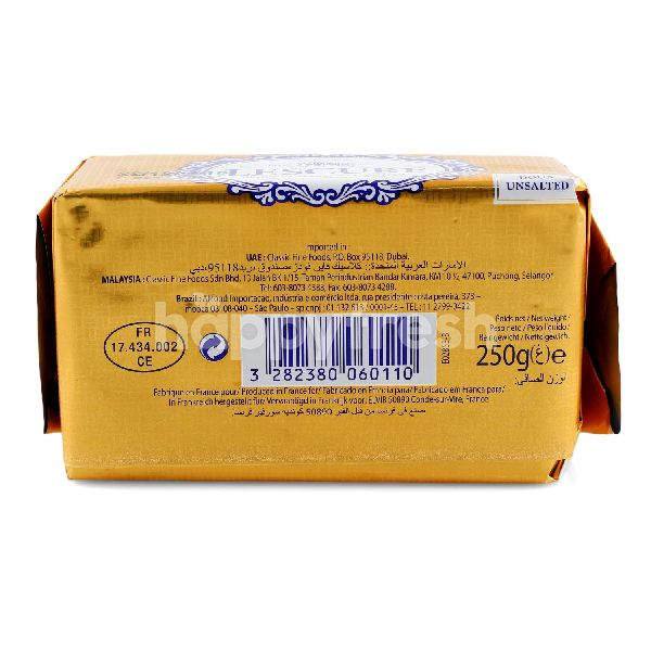 Product: Lescure Unsalted Butter - Image 3