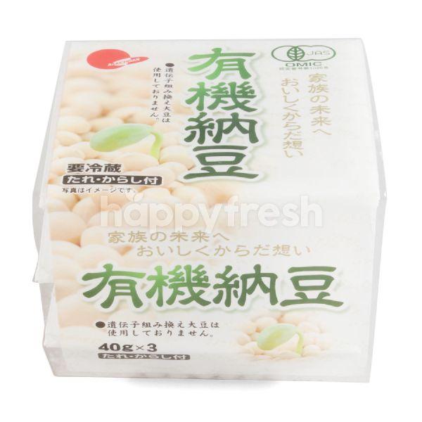 Product: Asalchiban Natto Mito Na Aji Fermented Soybeans - Image 1