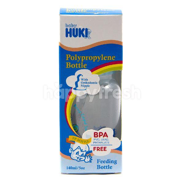 Product: Baby Huki Polypropylene Bottle with Orthodontic Nipple - Image 1