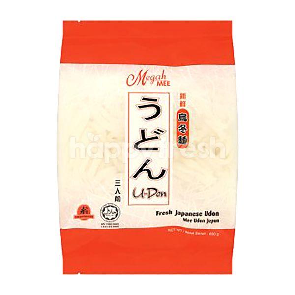 Product: MEGAH MEE Fresh Japanese Udon Noodles - Image 3
