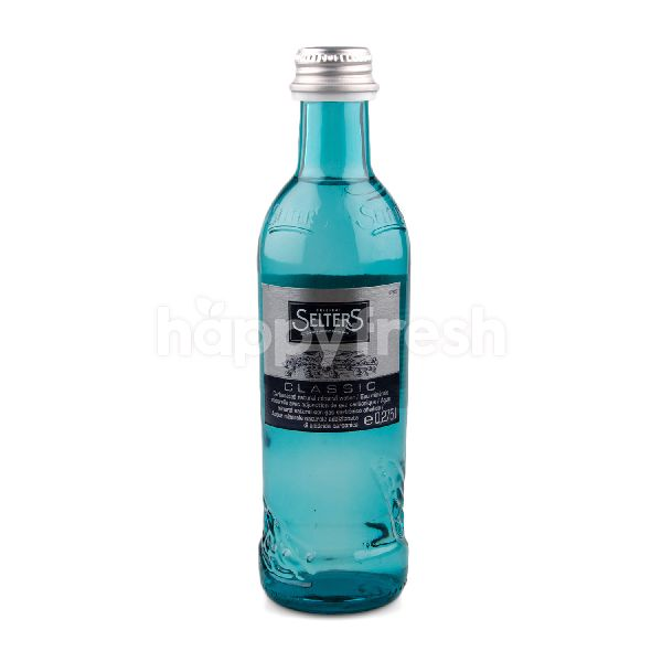 Product: Selters Classic Carbonated Natural Mineral Water - Image 1