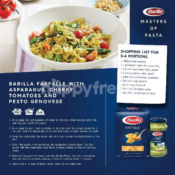 Product: Barilla Pasta Farfalle - Image 2
