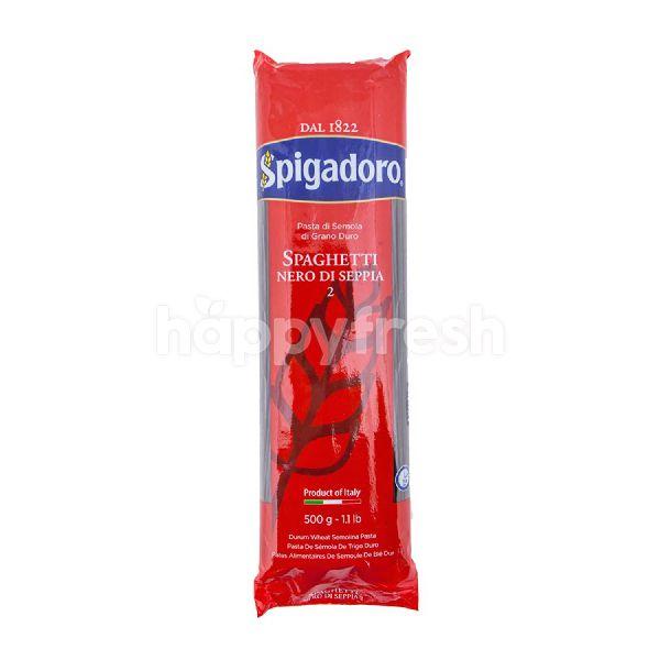 Product: Cucina Italia Squid Ink Spaghetti Spigadoro - Image 1