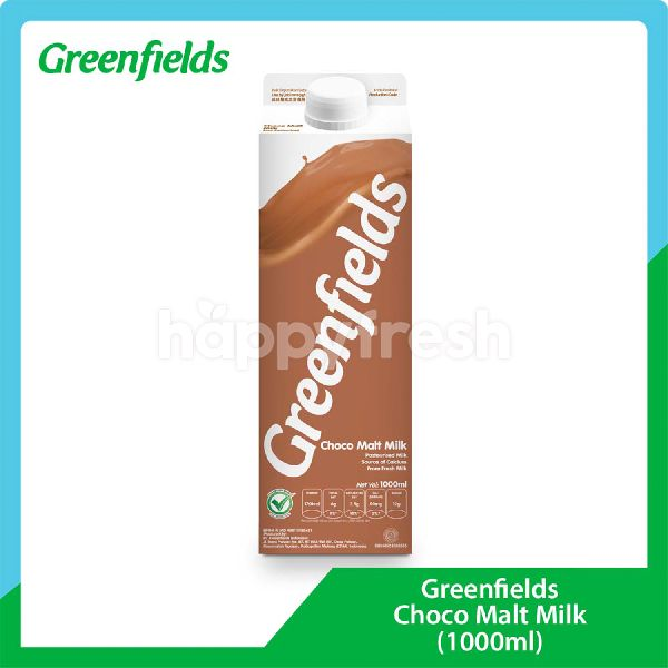 Product: Greenfields Choco Malt Pasteurized Milk - Image 1