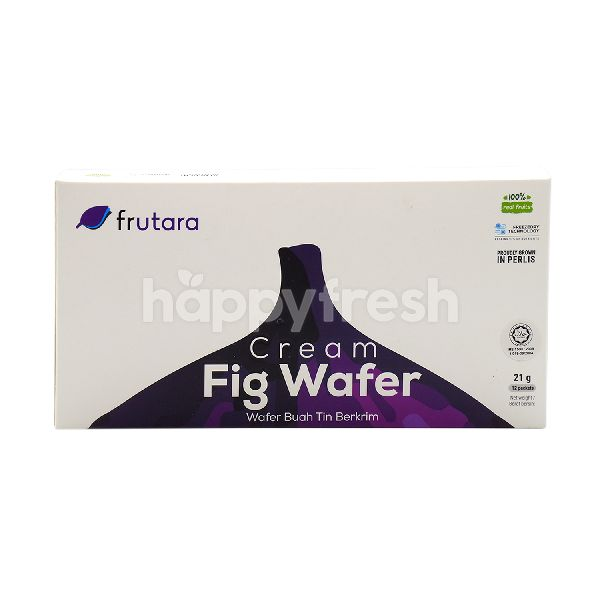 Product: Frutara Cream Fig Wafer (12 Pieces) - Image 2