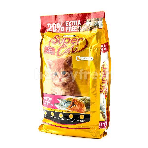 Product: Best In Show Super Cat Cat Foods Kitten - Image 1