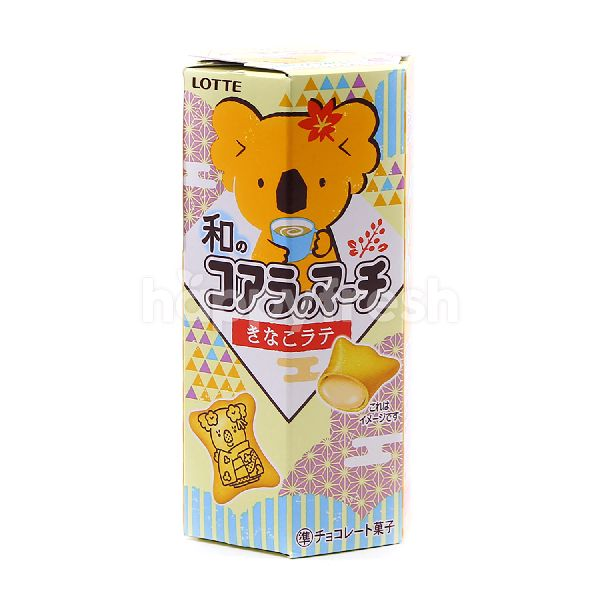 Product: Lotte Koala Kinako - Image 1
