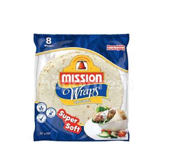 Product: Mission Original Wraps - Image 1