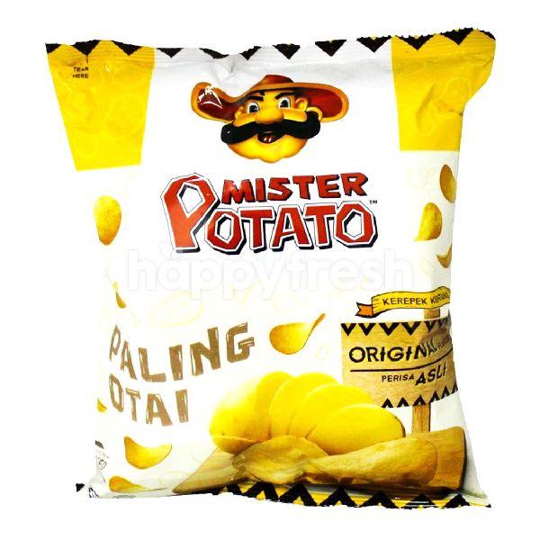 Product: Mister Potato Original Flavor Potato Chips 75G - Image 1