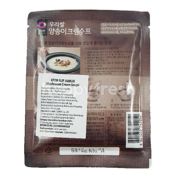Product: Chung Jung Won Mushroom Cream Soup - Image 2