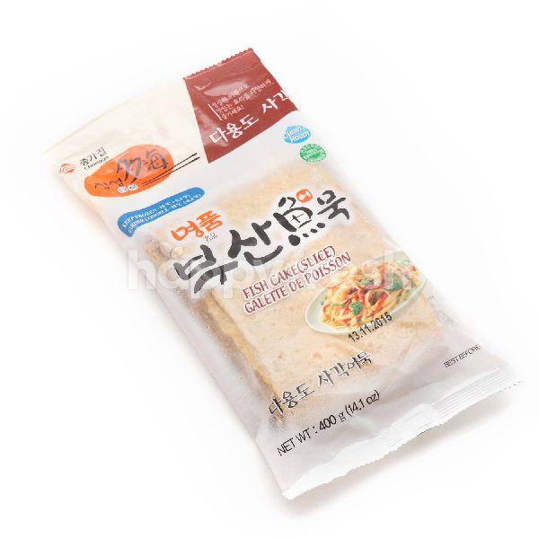 Product: Chongga Fish Cake (Slice) - Image 1