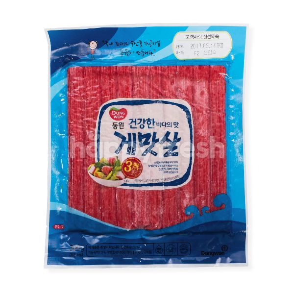 Product: Dongwon Imitation Crab Meat - Image 1