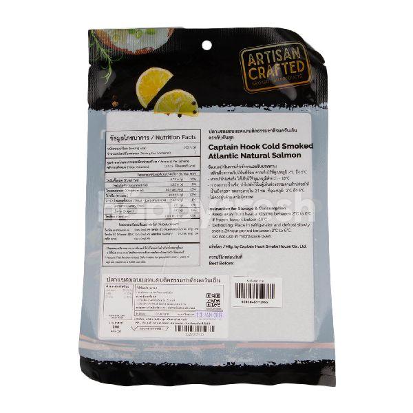 Product: Captian Hooks Cold Smoked Atlantic Salmon - Image 2