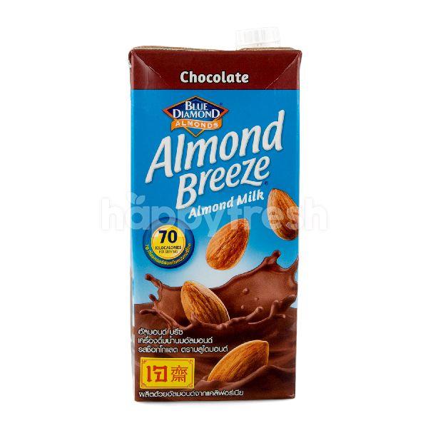 Product: Blue Diamond Almond Breeze Chocolate Flavour Almond Milk - Image 1
