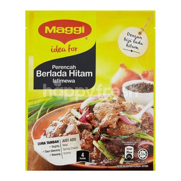 Product: Maggi Black Pepper Mix - Image 1