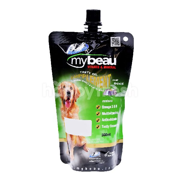 Product: My Beau Tasty Oil Supplement Dog 300ml - Image 1