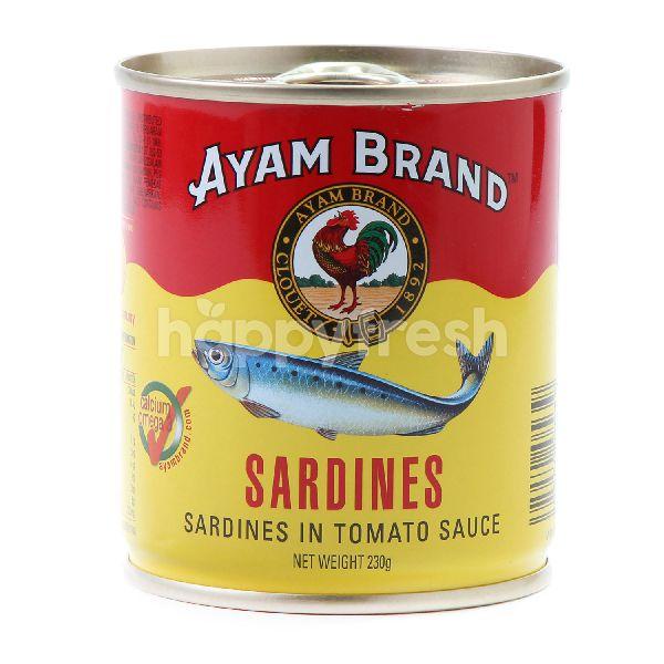 Product: Ayam Brand Sardines In Tomato Sauce - Image 1