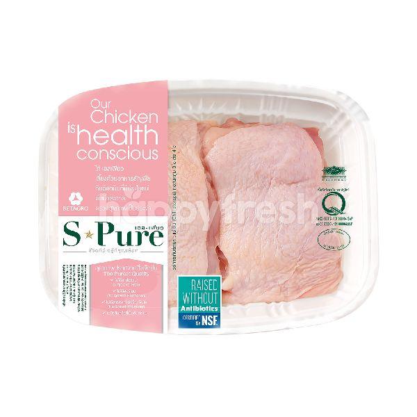 Product: S-Pure Chicken Boneless Thigh - Image 1