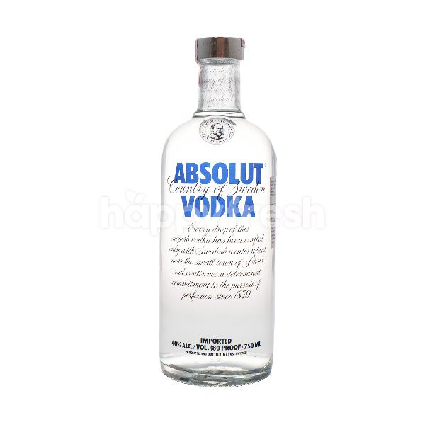Product: Absolut Blue Vodka - Image 1