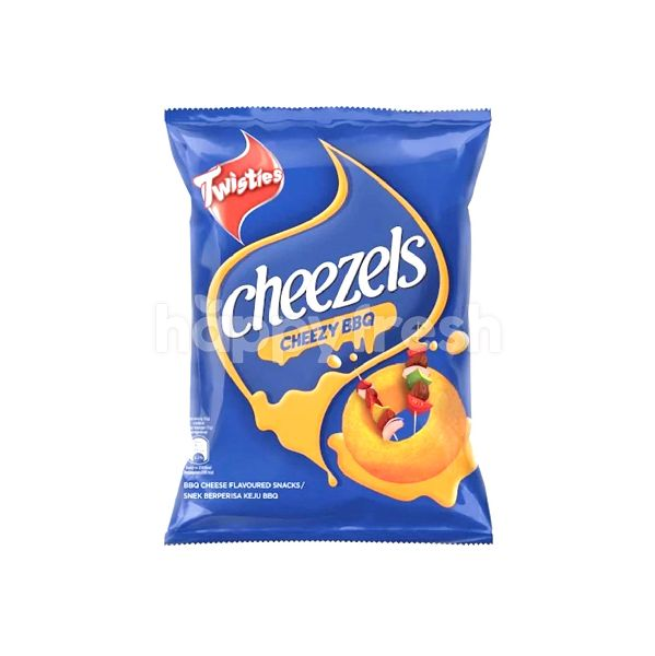 Product: Cheezels BBQ Cheese - Image 1