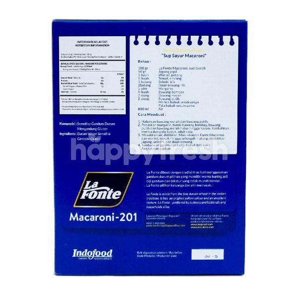 Product: La Fonte Macaroni Pasta - Image 3