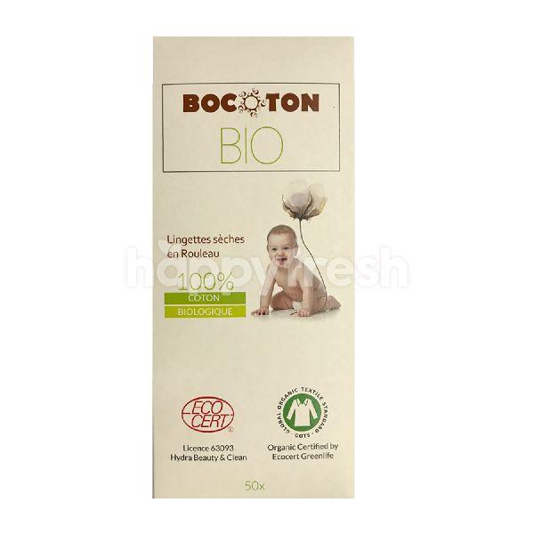 Product: BOCOTON Organic Baby Dry Wipes - Image 1