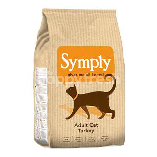 Product: Symply Adult Turkey 1.5Kg - Image 1