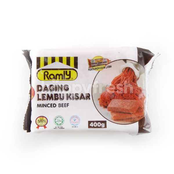 Product: Ramly Minced Beef (2 Pieces) - Image 1