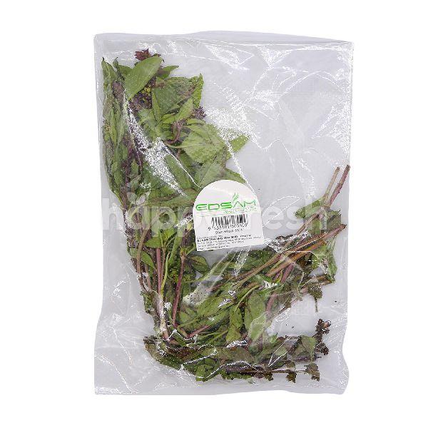 Product: Edsam Basil Leaves (Daun Selasih) - Image 1