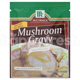 Product: McCormick Mushroom Gravy - Image 1