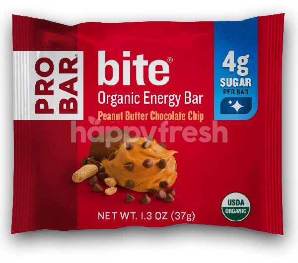 Product: Pro Bar Bite Organic Energy Bar Peanut Butter Chocolate Chip - Image 1