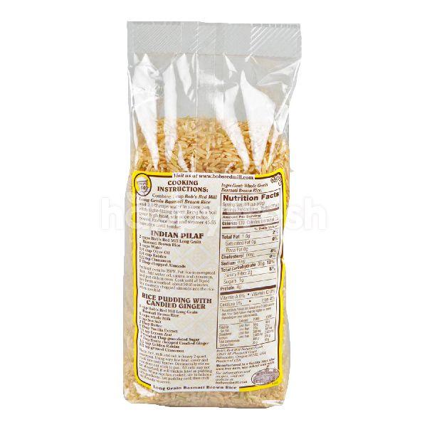 Product: Bob's Red Mill Long Grain Basmati Brown Rice - Image 2